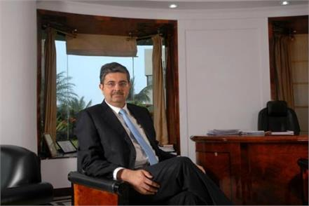 uday kotak salary rise by 11 percent