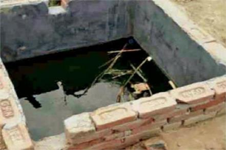 3 years old innocent got drowned in a water tank