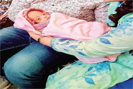 asia smallest child born in hyderabad