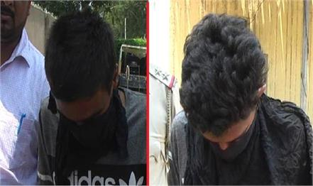 accused arrested who snatched car from parents of acp pankhudi
