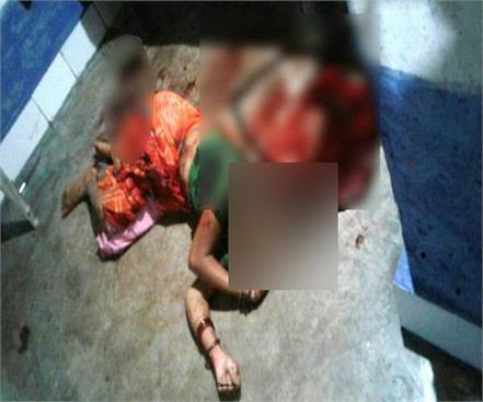 bareilly ruthless murder of a female lawyer