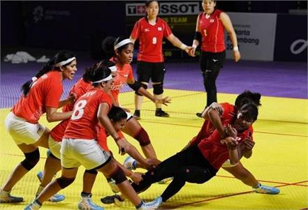 indian women beat indonesia
