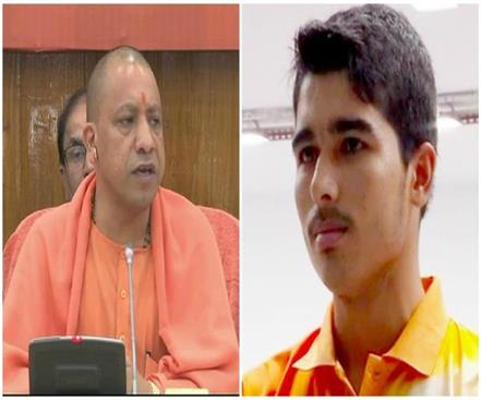 yogi sarkar will give 50 lakh more jobs to saurabh