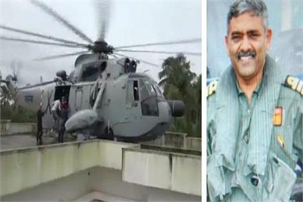 kerala flood captain p rajkumar video viral pinarai vijayan