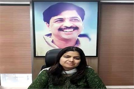 mahajan daughter gets emotional after vajpayee death