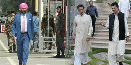 pti senator says sidhu should contest election in pakistan