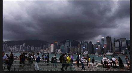 deadly typhoon mangkhut pummels southern china