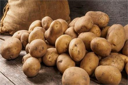 increased prices of potato spoiled kitchen budget