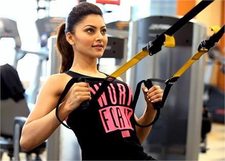 urvashi rautela fitness mantra for curvy figure