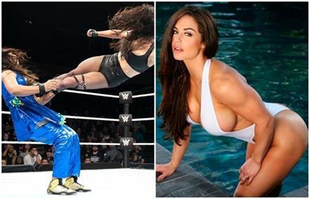 wwe women wrestler kaitlyn