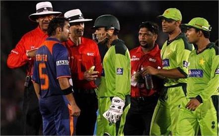 when team india beat pakistan in close match by bhajji