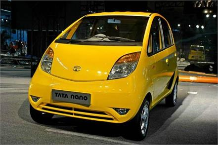 tata nano production stalled selling only 1 unit till september this year