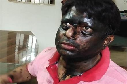 ruthless beating of air force officer father