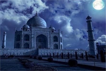 the shining taj will be visible from tomorrow