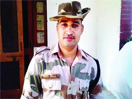 itbp soldier sher singh death