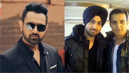 fight of famous stars of hindi and punjabi films
