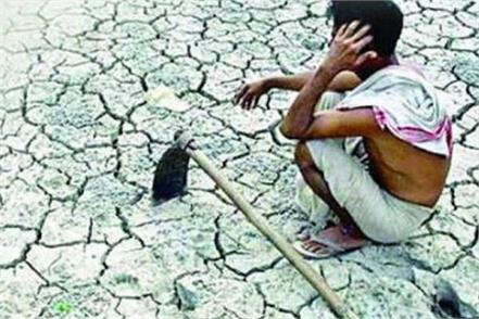 another farmer commits suicide due to debt in mp
