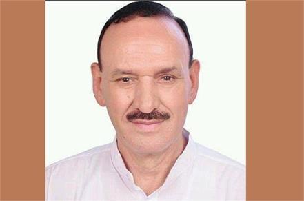 haryana congress general secretary chaudhary khajan singh died