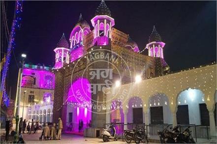 gurudwara sri ber sahib becomes center of reverence for sangat