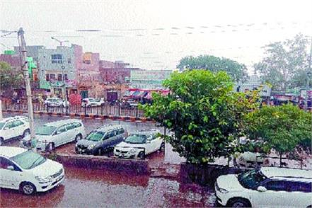 cold intensifies district drizzle bhiwani town 5th state