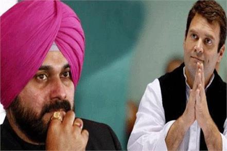 priyanka gandhi wants sidhu to be made deputy to punjab