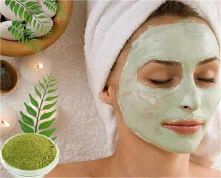 homemade curry leaves face pack for winter skin problems