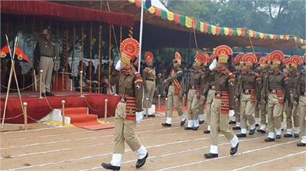 106 soldiers of bsf took oath