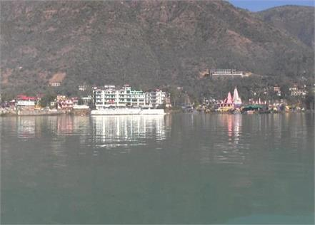 lake tatapani made through tourism and employment