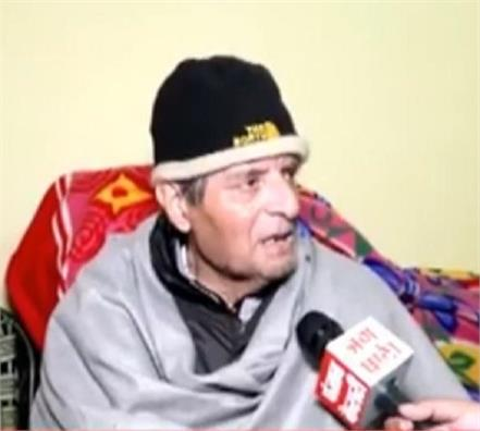satish kaul speak against yograj singh
