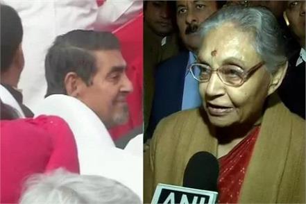 delhi congress sheila dikshit ajay maken arvind kejriwal