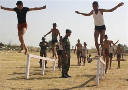 on the fourth day of army recruitment 483 selected out of 2 885 youth
