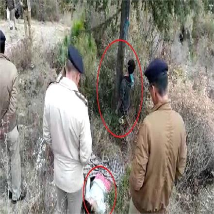 death of husband and wife found hanging in solan