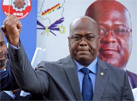 drc court confirms felix tshisekedi winner of presidential election