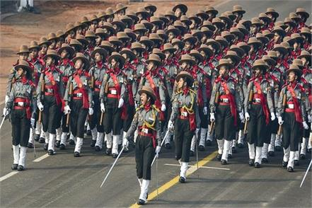 female power will seen in republic day parade