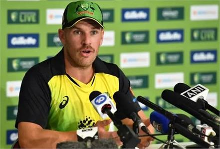 finch told dhoni reason for the defeat