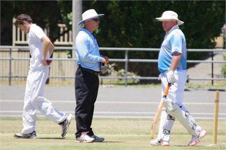 umpire brutally assaulted by players during a club game in new zealand