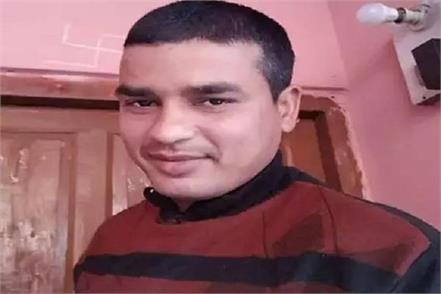 pulwama attack funeral of martyr pankaj