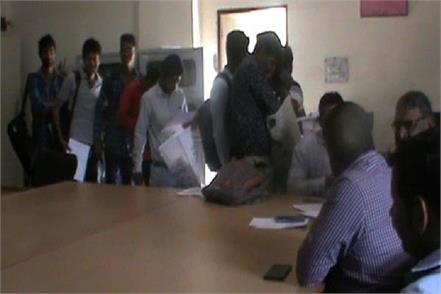 hareen organizes employment fair enrolling about 50 young people