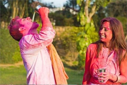 importance of bhang during holi celebration