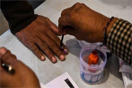 ec orders 26 lakh bottles of indigenous ink for lok sabha election