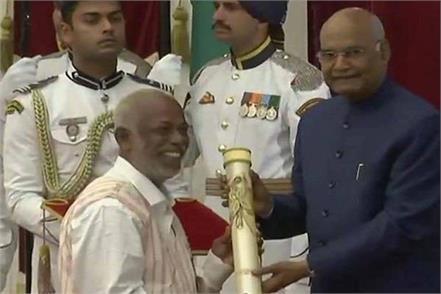 this tea man honored with padmashri