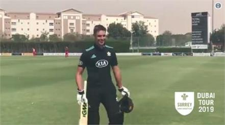 video will jack dhoom in t 10 hit 6 sixes in 6 balls hit 100 in 25 balls