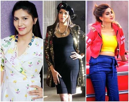 sapna choudhary glamorous looks after bigg boss 11