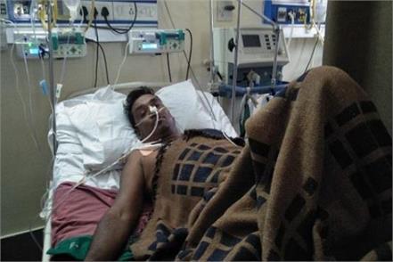 farmers eat poison by troubled kajjmafi