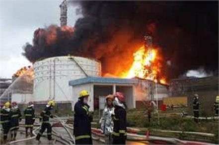 death toll in china chemical plant explosion rises to 78