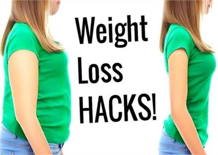 10 amazing hacks for loss weight faster