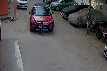 delhi video viral phone cctv video