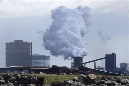 three blasts in tata steel plant in uk two employees injured