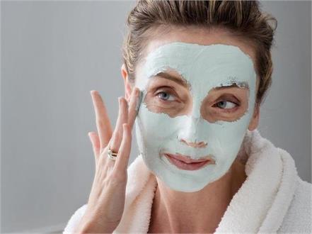 glowing skin face packs for 30 plus women