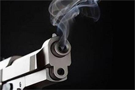 mp not stopped in crime firing at businessman s house